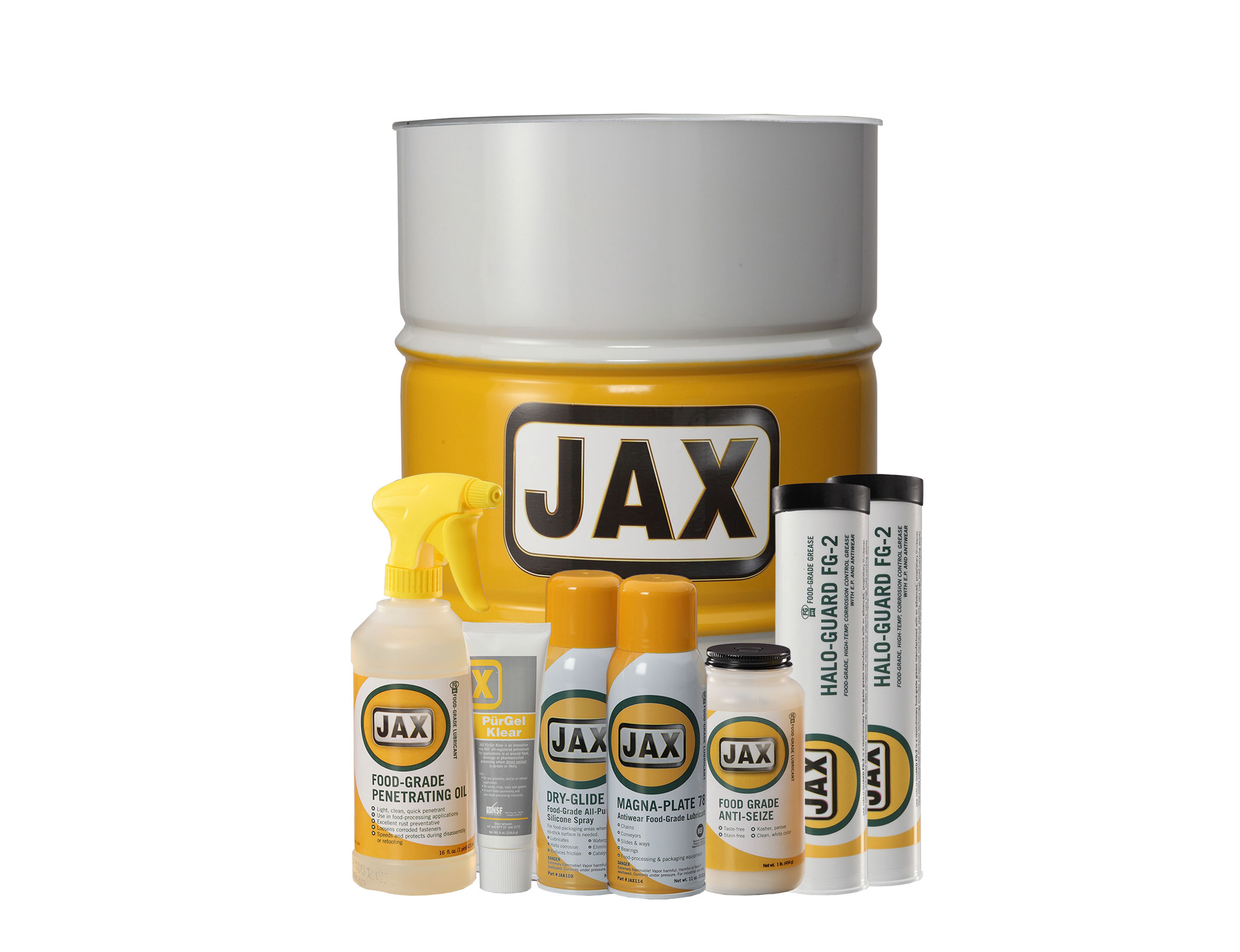 Jax products